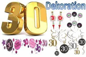 Dekoration 30 Geburtstag : zum 30 geburtstag dekoration und luftballons ~ Yasmunasinghe.com Haus und Dekorationen