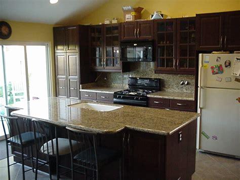 giallo farfalla granite countertops seattle