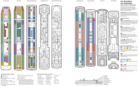 veendam ship deck plans america veendam cabins america volendam