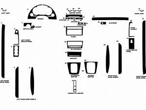 2003 Audi A4 Dash Kits