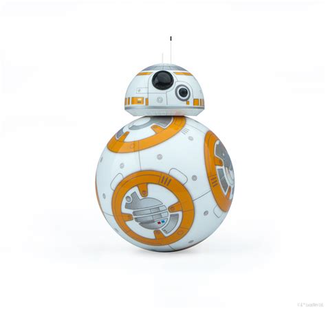 Rey And Bb8 Wallpaper Bb 8 By Sphero Is Every Star Wars Fan 39 S Dream Robot Android Central
