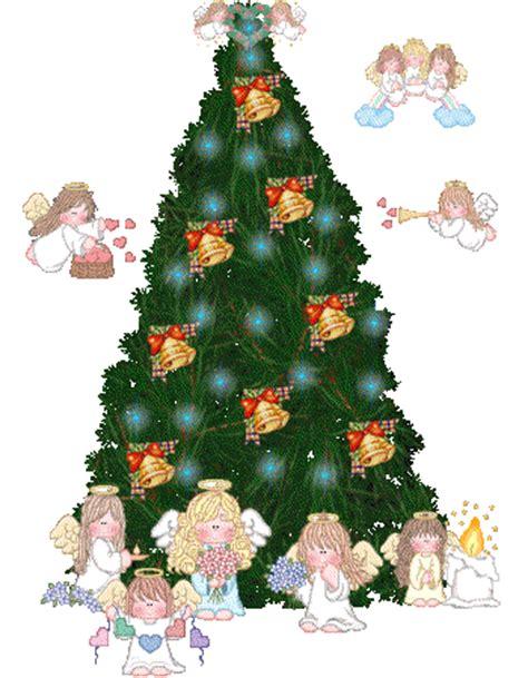 imagenes animadas de arboles de navidad