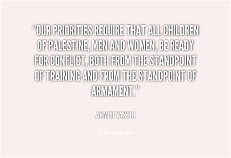 Priorities Quotes About Children
