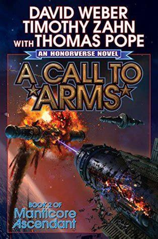 call  arms manticore ascendant series book   david weber