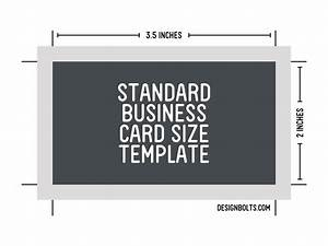 Free standard business card size letterhead envelop for What size is business card