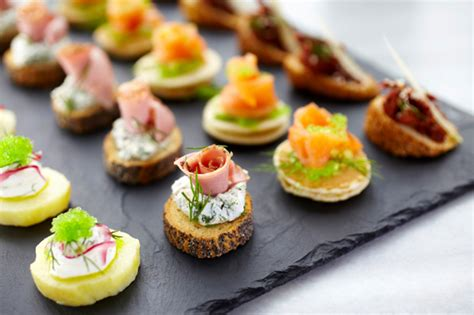 canapes and cocktails top 5 summer cocktails canapés silver