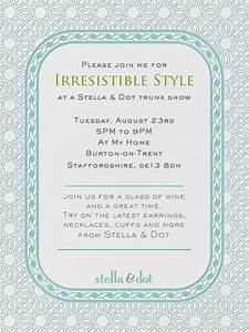 pin by jill adler lohre on party 31 party pinterest With stella and dot invitation templates