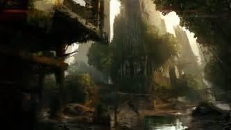 Concrete Jungle Book Photo