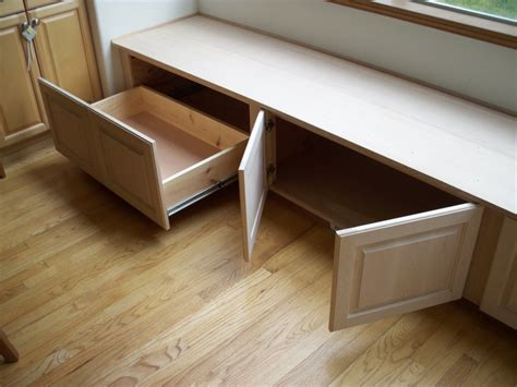 Sitting Bench by Bench Storage Quality Remodeling Carpentry Llc