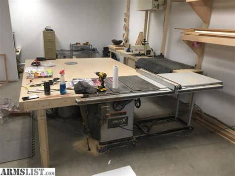 delta cabinet saw for sale armslist for sale trade delta unisaw 10 quot table saw