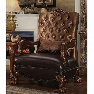 Dresden, Vintage, Style, Accent, Chair