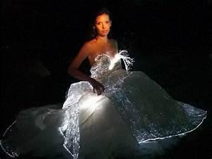discover lifestyle led dresses and fiber optic fashion With fiber optic wedding dress