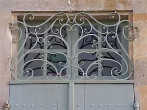 Ferronnerie d'art Atelier Fer Emeraude Bordeaux PORTAIL PORTE GRILLE Gironde Aquitaine