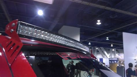 rigid industries new curved led light bar