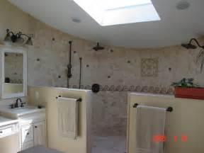 open shower bathroom design open shower design traditional bathroom other metro by alfano renovations kitchen