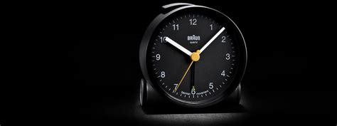 Braun Design-wecker & Uhren Im Online-shop