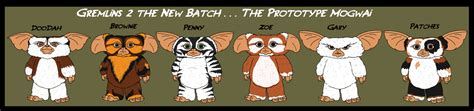 gremlins 2 the new batch the prototype mogwai by geargades deviantart on deviantart