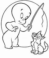 Ghost Coloring Pages Ghosts Casper Printable Halloween Drawing Clip Easy Cat Filminspector Getdrawings Mention Did Getcolorings Pinkalicious sketch template