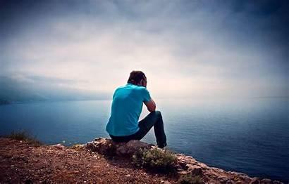 Sad Boy Wallpapers Alone
