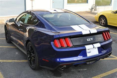 racing skins blue mustang gt white gg racing stripes