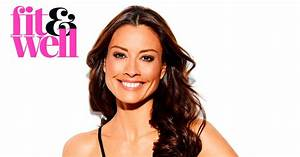 Melanie Sykes strips down to sexy underwear to reveal fit ...