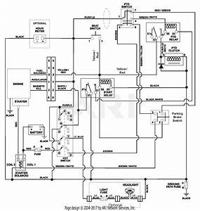Briggs And Stratton Ignition Switch Wiring Diagram