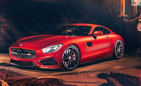 2015 Mercedesbenz Amg Gt Predictions 4matic Awd For