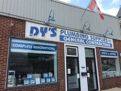 plumbing stores me dy s plumbing supplies dundas on 10 foundry st canpages