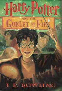 Harry Potter Goblet of Fire Cover