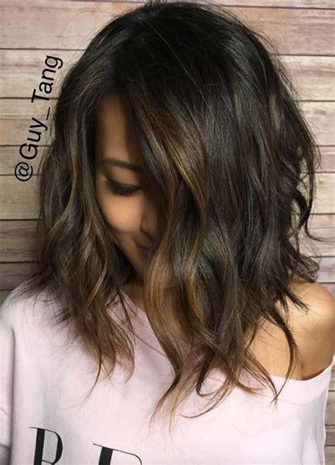 magnifiques couleurs cheveux tendance  coiffure