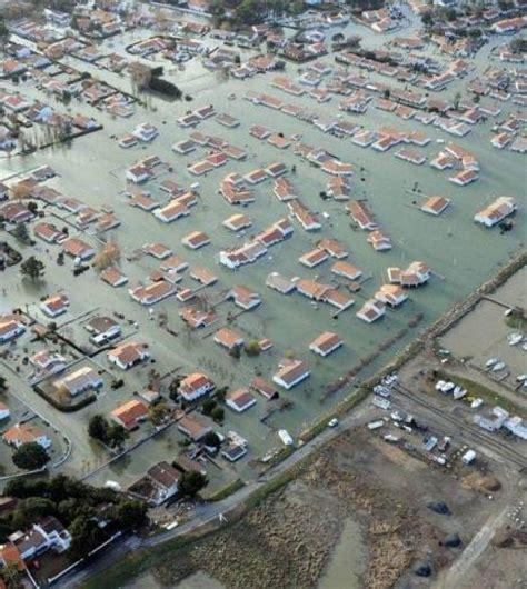 les temp 234 tes en les catastrophes naturelles dans le monde