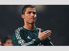 REVEALED Cristiano Ronaldo wanted to join Liverpool
