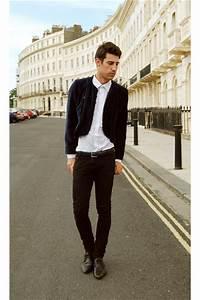 Menu0026#39;s Black Jeans Blue Jackets White Shirts | u0026quot;Alpha Shallows - Laura Marlingu0026quot; by Adrian_Cano ...
