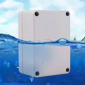 100x68x50mm Electrical Box Waterproof Junction Box Connection Outdoor Enclosure 932846358826
