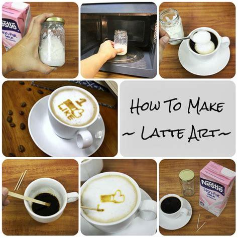 how to make a latte how to make latte art inspiring how inspiring how