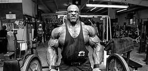 Bodybuilder Ronnie Coleman U2019s Workout Program And Diet Plan