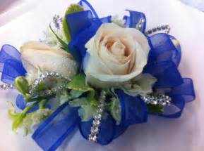 royal blue corsage and boutonniere prom corsages boutonnieres delivery modesto ca flowers