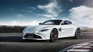Startech Aston Martin Vantage 2019 4K Wallpaper HD Car