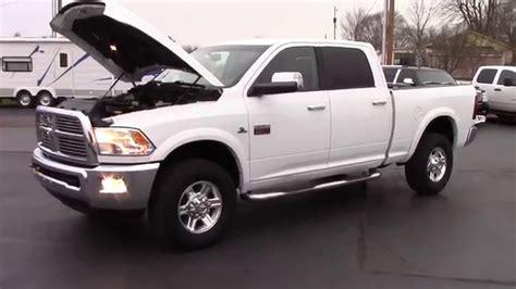 2011 Dodge 2500 Diesel 2011 dodge ram 2500 laramie 4x4 6 7l cummins diesel sold