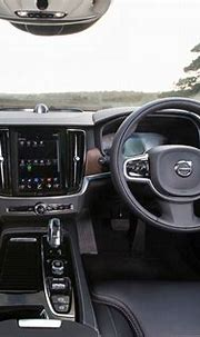 Volvo V90 Recharge T6 hybrid interior & comfort ...