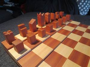 How, To, Make, Your, Own, Chess, Pieces