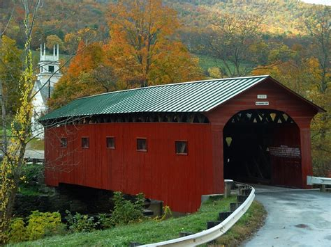 covered bridge wallpaper wallpapersafari