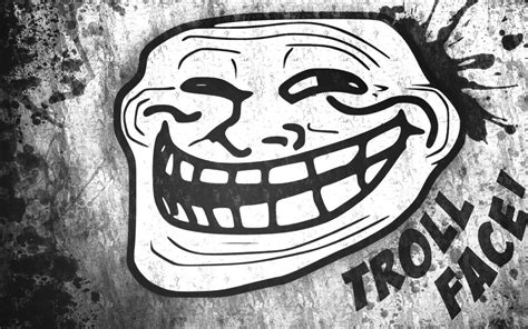 iconic d sticker green trollface a trademarked meme fameable