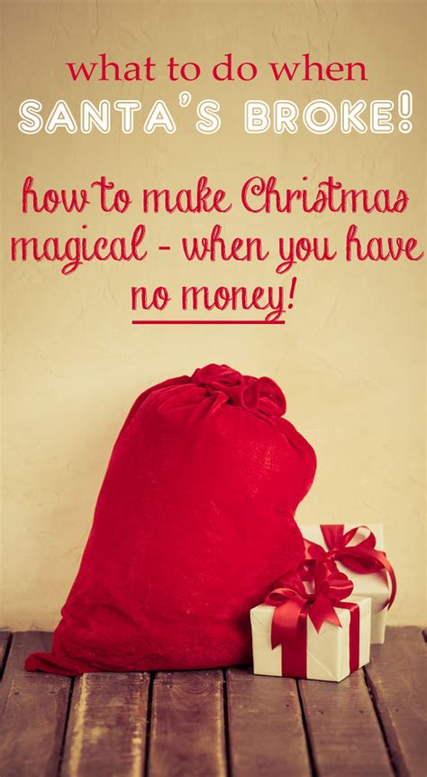 no money for christmas gifts how to create a magical when you no money 187 one beautiful home