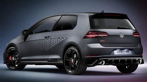 Vw Golf 2019 by Volkswagen Golf Gti Tcr 2019 Confirmed For Australia Car
