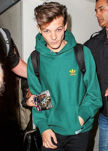 louis tomlinson sweater sweater adidas one direction mens hoodie mens sweater