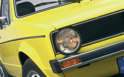 first volkswagen ever in may 1974 the first gen volkswagen golf came out of the