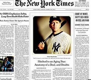 NY Times Runs Instagram Photo On Front Page (PHOTO) | HuffPost