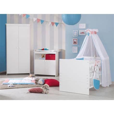 soldes chambre bebe complete emilia chambre bébé complète 3 pièces lit évolutif