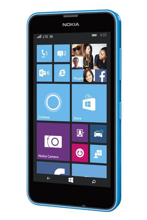 sprint prepaid cell phones nokia lumia 635 8gb 4g lte blue windows smart phone sprint